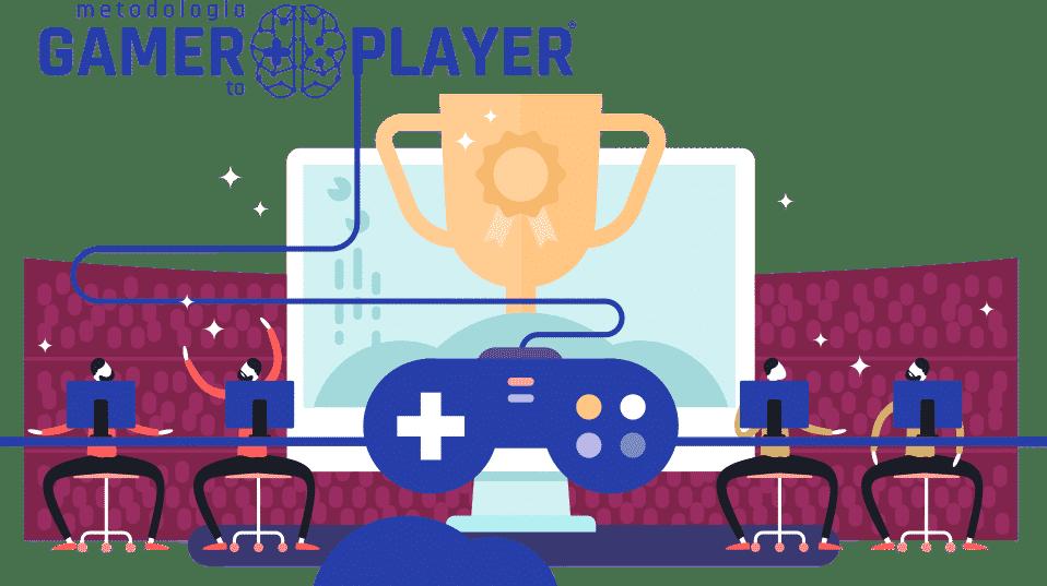 Metodologia Gamer to Player